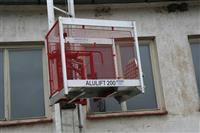 Stavební výtah ALULIFT 200