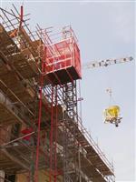 NOV 650D - stavební výtah Praha