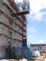 Pronájem stavebních výtahů NOV 1000 - Příbram