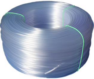 Bužírka transparentní čirá průhledná