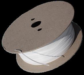 Vázací pásky plastové s drátkem INTRISTIE TECHNO na cívkách