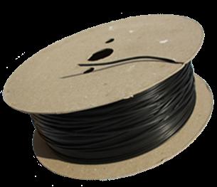 Vázací pásek plastový se jedním drátkem INTRISTIE TECHNO na papírové cívce