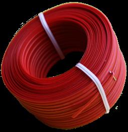 Vázací pásky plastové s drátem INTRISTIE TECHNO v kotoučku