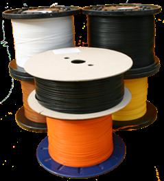 Vázací pásky plastové s drátem INTRISTIE TECHNO