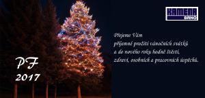 Přejeme Vám příjemné prožitívánočních svátků a do nového rokuhodně štěstí,zdraví, osobnícha pracovních úspěchů.