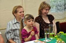 Oslava svátku Dne matek na Hlíně -květen 2009