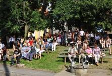 Rozmarýnové hody na Hlíně - srpen 2009