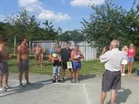 Nohejbalový turnaj Hlína 2009