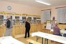 Košt slivovice a výstava Vesnice roku 2008