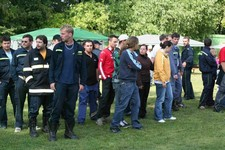 Říčany - závody hasičských jednotek