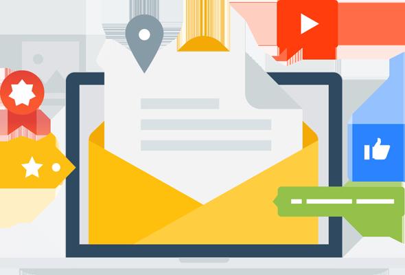 Oblibene.cz - E-mail a Datamail