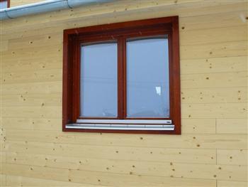 Dřevěná okna Beroun