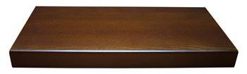 Vnitřní bukový parapet z masivního dřeva