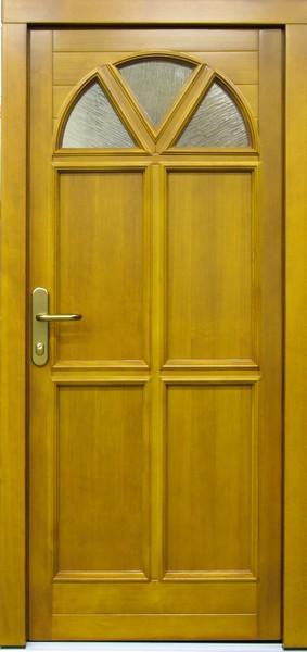 Venkovní vchodové dveře
