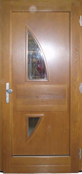 Vchodové dveře 10-10
