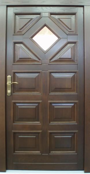 Vchodové dveře 12-10