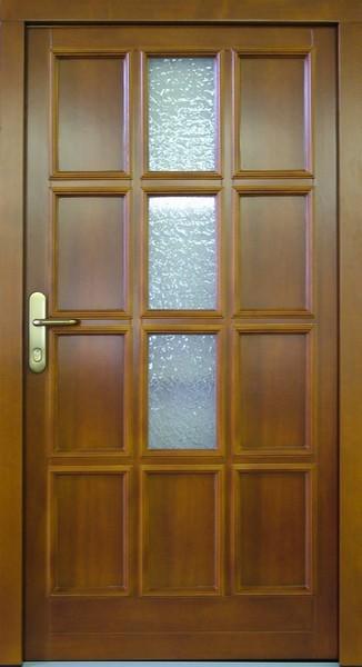 Vchodové dveře 13-10