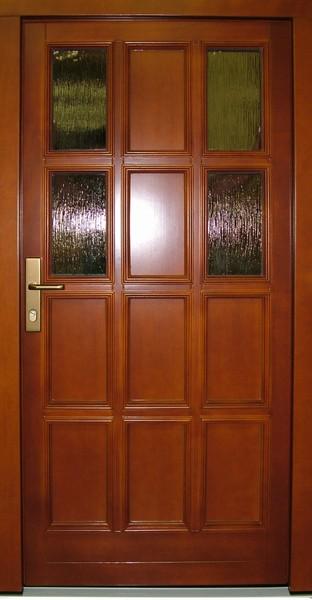 Vchodové dveře 14-10