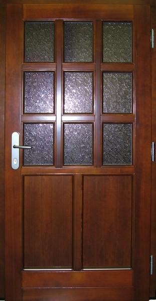 Vchodové dveře 16-10