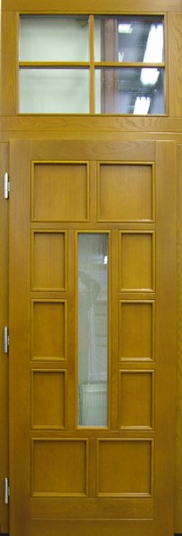 Vchodové dveře 18-10