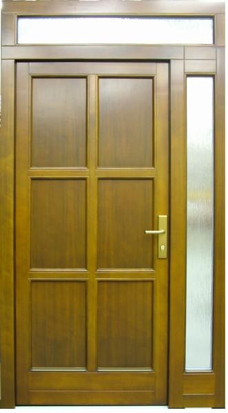 Vchodové dveře 22-10