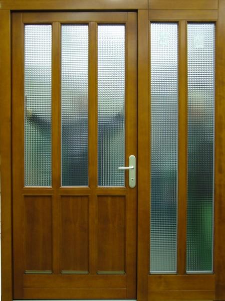 Vchodové dveře 27-10