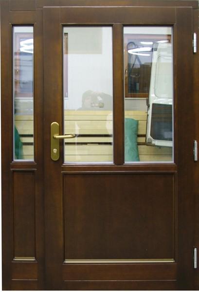 Vchodové dveře 28-10