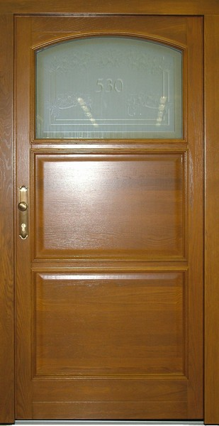 Vchodové dveře 7-10