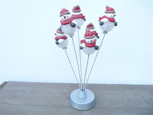 """Dětské svítidlo """" 6 sněhuláků -  Dárky pro děti"""