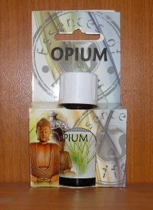 Opium - esence s vůní opia pro aromalampy