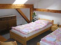 ubytování v apartmánech v Plumlově