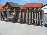 Třemošnice brána