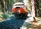 Výroba asfaltových emulzí