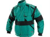 pracovní oděvy-blůza Lux zeleno-černá-Canis