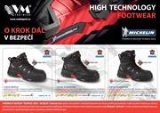 7130-O2 BUFFALO Michelin pracovní obuv
