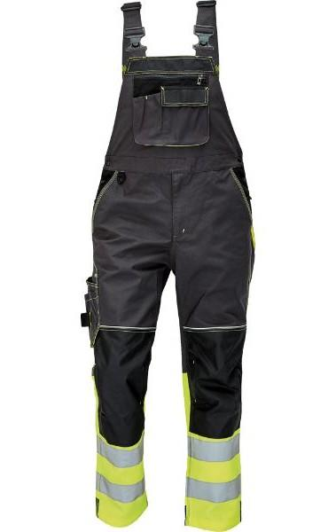 Knoxfield kalhoty s laclem + reflexní  prvky