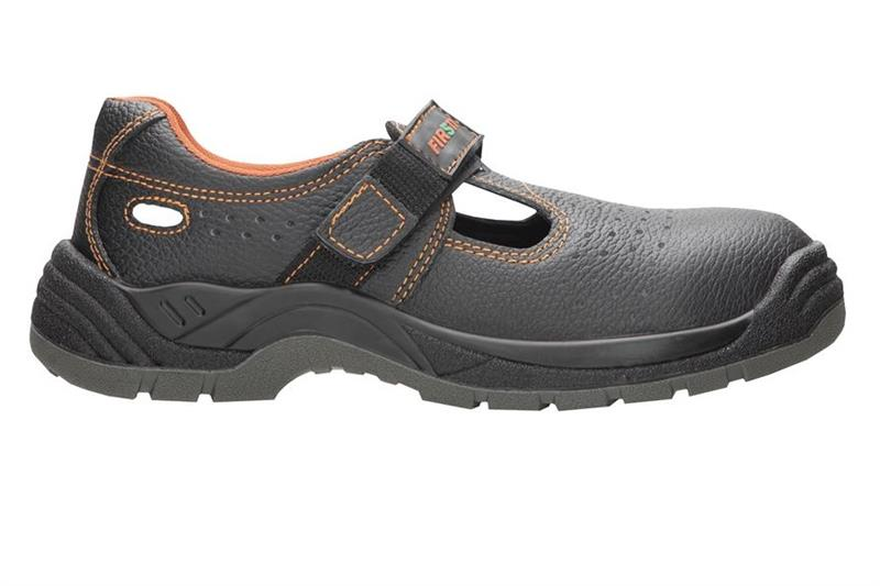FIRSAN O1 pracovní sandál bez ocelové špice