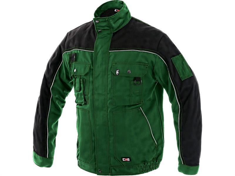 pracovní oděvy-montérková blůza zelená Otakar - Canis