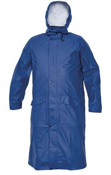 nepromokavý prodloužený plášť Emerton