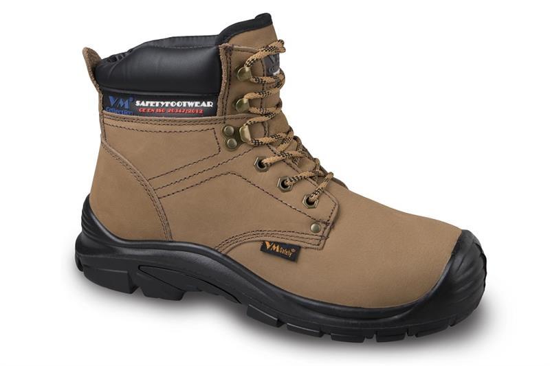 VM VADUZ 2770-O1 kotníková pracovní obuv - farmářka