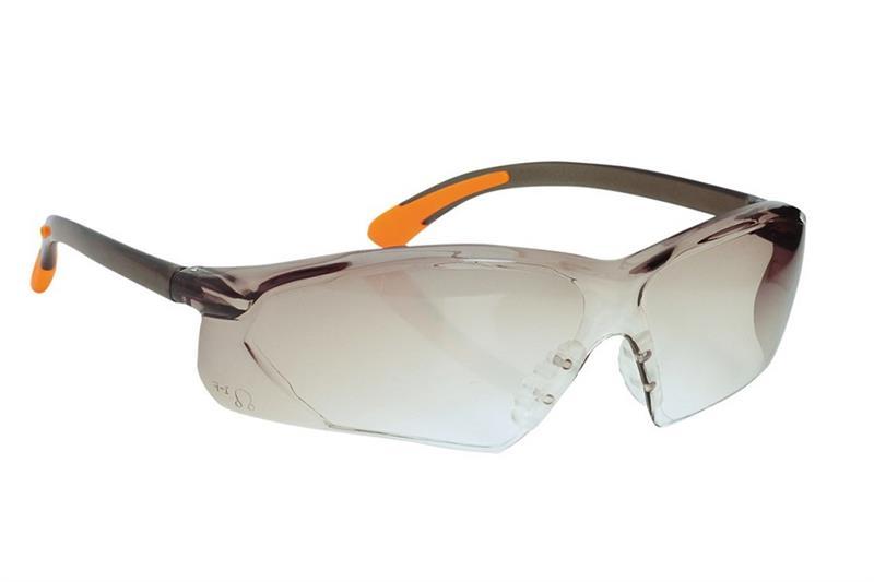 PW15 ochranné brýle - kouřové