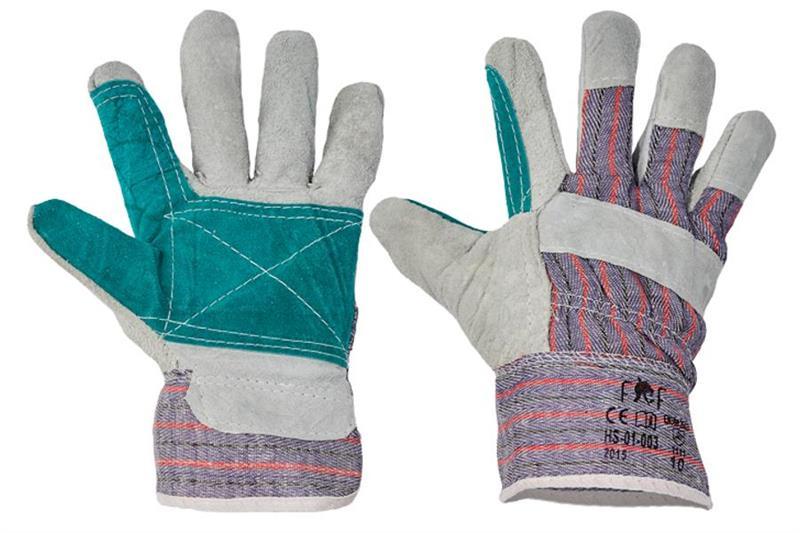 HS01 003 MAGPIE LIGHT kombinované pracovní rukavice