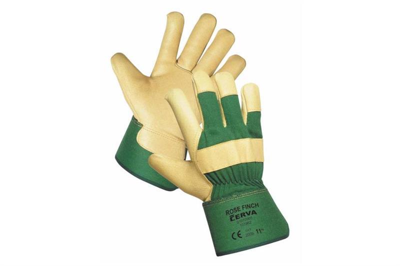 ROSE FINCH zimní kombinované pracovní rukavice