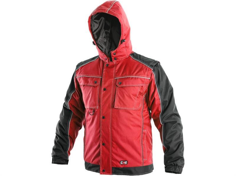 IRVINE pracovní bunda zimní prodyšná