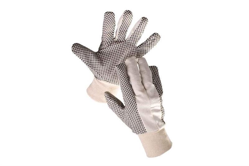 OSPREY pracovní rukavice s PVC terčíky