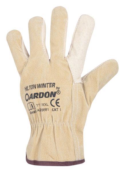 HERON HILTON WINTER zateplené pracovní rukavice rukavice pracovní zimní -  HERON HILTON WINTER ... cc8d450e7b