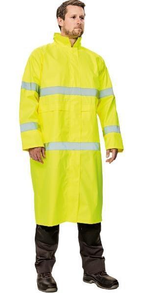 nepromokavý plášť Gordon žlutý
