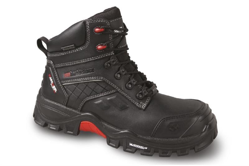 VM ROCKFORD 7140-S3 bezpečnostní kotníková obuv NON METALIC