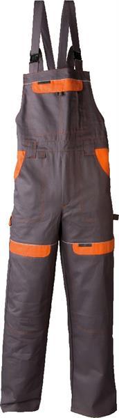 Kalhoty laclové Cool Trend šedé