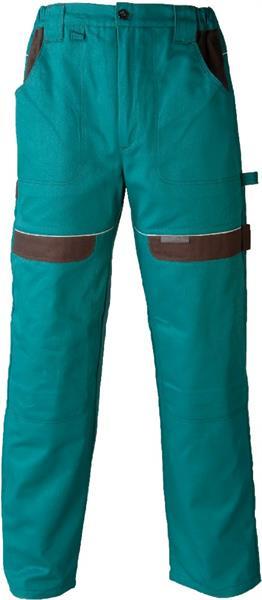 Kalhoty pasové Cool Trend zelené